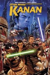 Star Wars - Kanan -1- Le dernier padawan