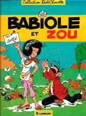 Babiole et Zou