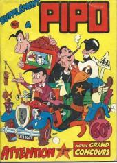 Pipo (Lug) -HS01- Supplément à Pipo N°1