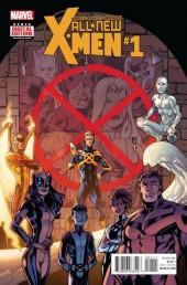 All-New X-Men (2016) -1- All-New X-Men #1