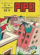 Pipo (Lug) -121- T'as le bonjour de...Fantasmak