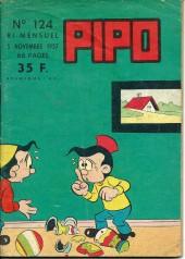 Pipo (Lug) -124- Quitte ou double