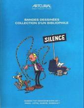 (Catalogues) Ventes aux enchères - Artcurial - Artcurial - Bandes dessinées, collection d'un bibliophile - samedi 7 et dimanche 8 mai 2011 - Paris hôtel Dassault