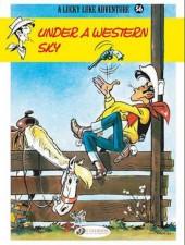 Lucky Luke (en anglais) -456- Under a western sky