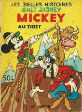 Les belles histoires Walt Disney (1re Série) -44- Mickey au Tibet