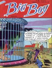 Big Boy -18- La cage mystérieuse