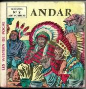 Andar -2- Aigle noir aux prises avec les Sioux