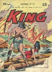 King (Mondiales) -21- Matoaka la reine indienne (suite)