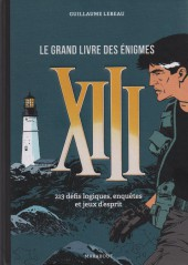 XIII -HS09- XIII Le grand livre des énigmes
