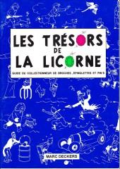 Tintin - Divers - Les trésors de la Licorne