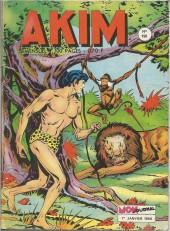 Akim (1re série) -156- La vallée des fleurs rouges