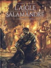 L'aigle et la salamandre -1- Naissance dans le brasier