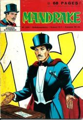 Mandrake (1e Série - Remparts) (Mondes Mystérieux - 1) -344- La maison de Satan