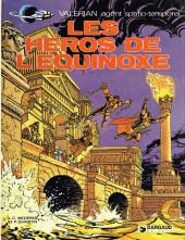 Valérian -8- Les Héros de l'Equinoxe