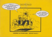 (Catalogues) Ventes aux enchères - Divers - Lasseron & Associés - Bibliothèque personnelle de Georges et Corinne Dargaud - vendredi 24 février 2006 - Paris Drouot