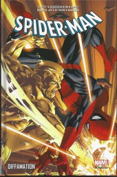 Spider-Man (Marvel Deluxe) - Diffamation