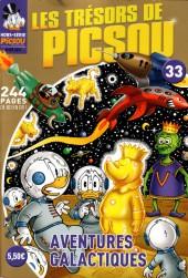 Picsou Magazine Hors-Série -33- Les trésors de picsou - spécial aventures galactiques