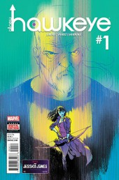 All-New Hawkeye (2016) -1- The Bishop's Man Part One of Three