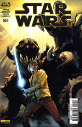 Star Wars (Panini Comics) -5- Ombres et mensonges