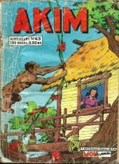 Akim (1re série) -43- Le départ de Gunar