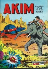 Akim (1re série) -46- Les soucoupes volantes