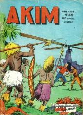 Akim (1re série) -48- La ville morte