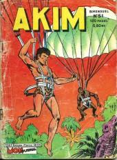 Akim (1re série) -51- Nyota la fille du Maharajah