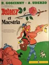 Astérix (en latin) -20- Asterix et Maestria