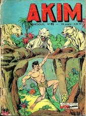 Akim (1re série) -85- Le retour de Terror le cyclope