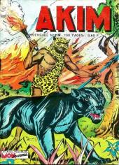 Akim (1re série) -119- La panthère de granit