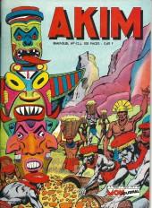 Akim (1re série) -124- L'idole à la voix d'or