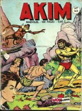 Akim (1re série) -143- L'aigle-des-aigles prisonnier