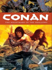 Conan the Barbarian (2012) -INT15- The nightmare of the shallows