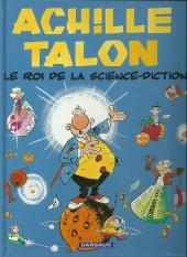 Achille Talon (Publicitaire) -10Shell- Le roi de la science diction
