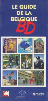 (DOC) Études et essais divers - Le guide de la Belgique BD