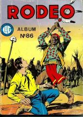 Rodéo -REC86- Album n°86 (du n°395 au n°397)