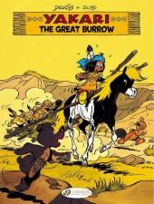 Yakari (en anglais) -13- The great burrow