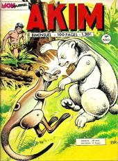 Akim (1re série) -350- Les animaux venus d'ailleurs