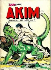 Akim (1re série) -459- La terre des iguanes