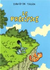 Mini-récits et stripbooks Spirou -MR4034- Le précipice