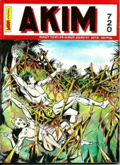 Akim (1re série) -720- L'oeil de feu