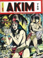 Akim (1re série) -749- Le talisman