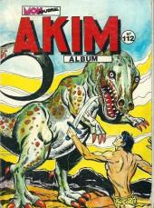 Akim (1re série) -REC112- Album n°112 (du n°569 au n°572)
