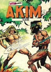 Akim (1re série) -REC072- Album n°72 (du n°409 au n°412)