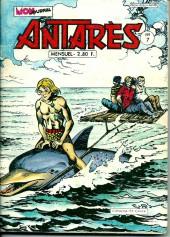 Antarès (Mon Journal) -7- Les quatre rois