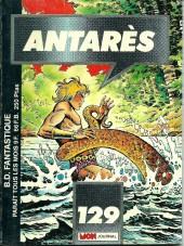 Antarès (Mon Journal) -129- Le roi des squales