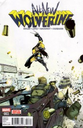 All-New Wolverine (2016) -3- Issue 3