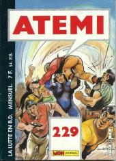 Atémi -229- La jonque des enfants perdus