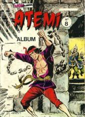 Atémi -REC08- Album n°8 (du n°28 au n°31)