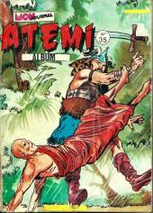 Atémi -REC35- Album n°35 (du n°136 au n°139)